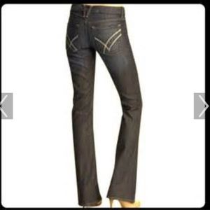 [William Rast] Low rise Stella Bootcut Jeans