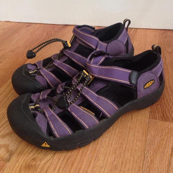 Keen Shoes - Womens Purple Keen Sandals