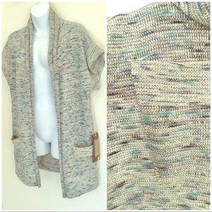 New Italian knit vest
