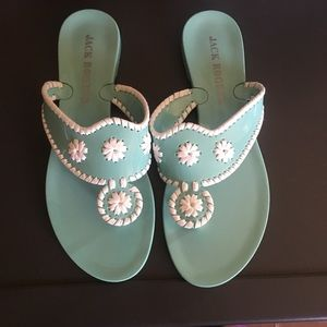 Jack Rogers Jelly Sandals