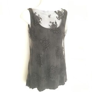 New Italian Lace tank top