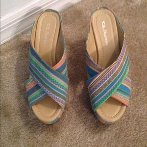 2 for $15 Chinese Laundry Shoes Worn Once 8 1/2
