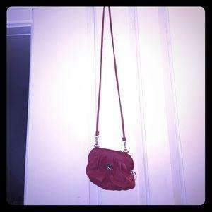 Handbags - Red Crossbody purse