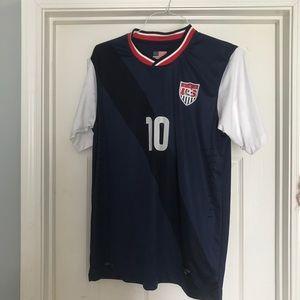 US Men's Nike Soccer Jersey