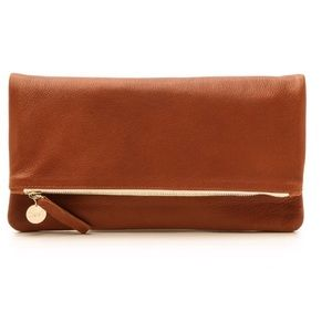 Claire Vivier Fold Over Clutch
