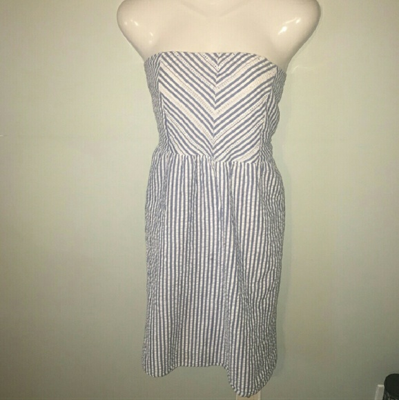 Old Navy Dresses | Size 16 Strapless Dress