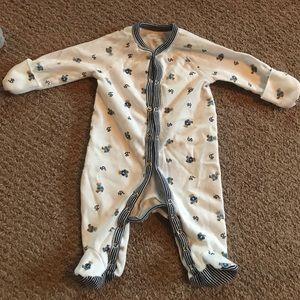 Kids Baby Pajamas With Hand Covers On Poshmark