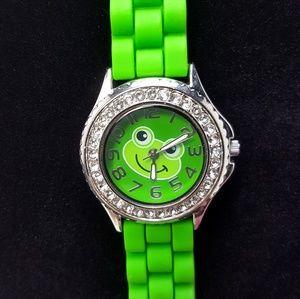 Jewelry - Cute Jelly Frog Watch