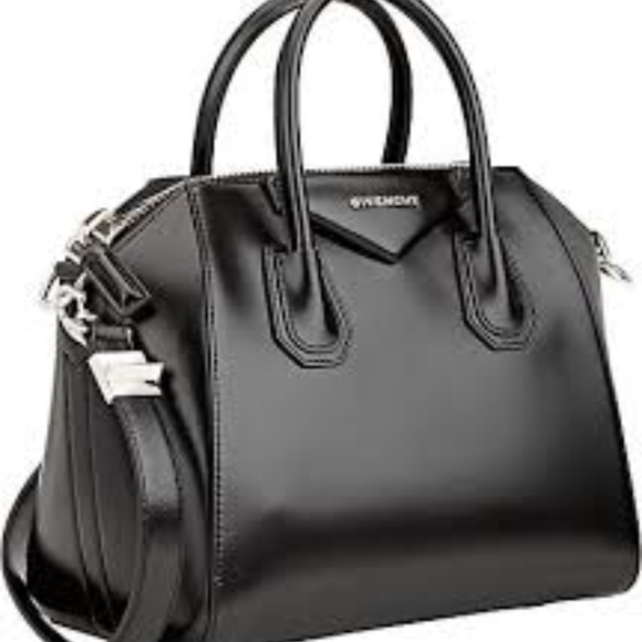 31995b584b8a Givenchy Antigona Small Box Calf Leather Satchel
