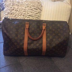 Handbags - Keepall 50