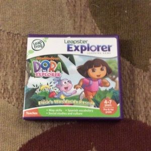 Other - Dora leapster explorer