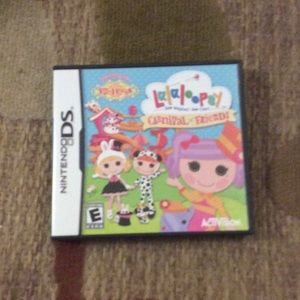 Other - Lalaloopsy Nintendo DS carnival of friends