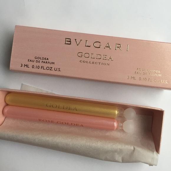 6320fff387a NWT Bvlgari Goldea Collection