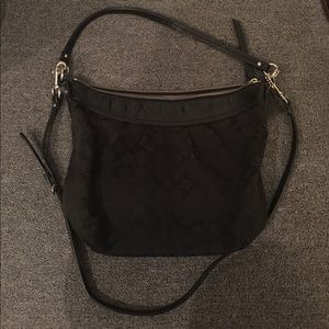 Cross body/ shoulder coach handbag