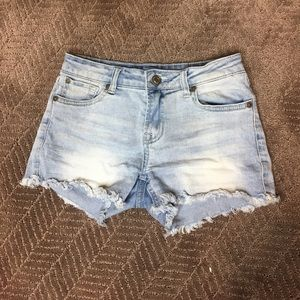 Bottoms - Jean shorts