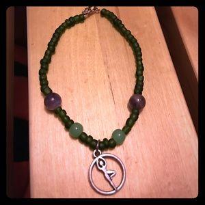 Jewelry - Yoga amethyst bracelet