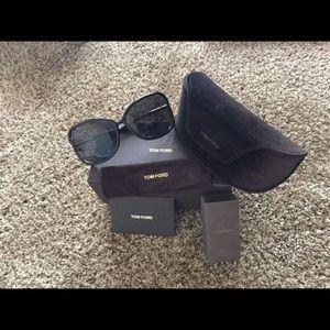 Tom Ford 'Raquel' Sunglasses