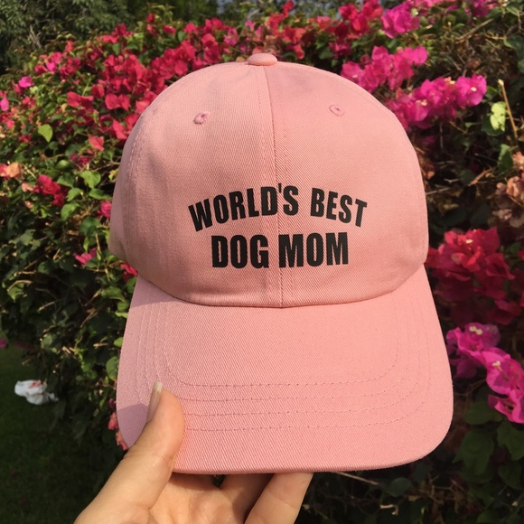 80b7f390498 Accessories - Worlds Greatest Dog Mom Dad Hat