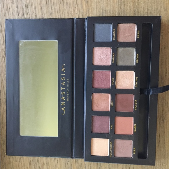 Anastasia Beverly Hills Other - ABH Master Palette by Mario with proof of purchase