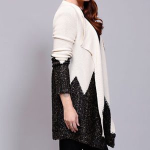 Elite Long Cardigan