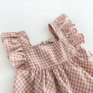 Other - Ruffled Summer Dress