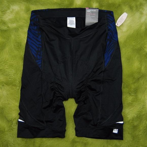 ffb69d119be1d Victoria's Secret VSX Sport Padded Cycling Shorts NWT