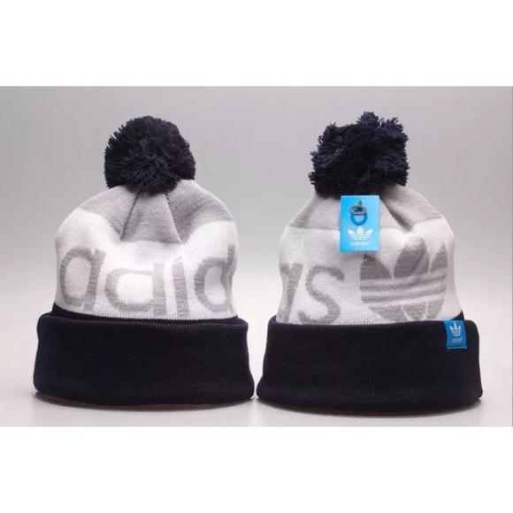 77cb1eb99fb Adidas Originals Mercer Ballie Pom Beanie Cap