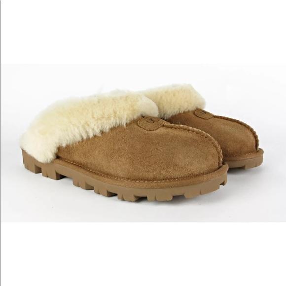 715ec7af58d UGG Australia Coquette Slippers - size 10 NWT