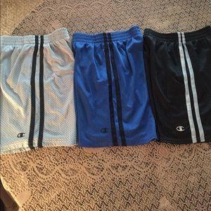 Bundle of boys shorts