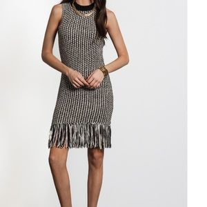 Dresses & Skirts - Sleeveless Knit Sweater Midi Dress Boho Chic