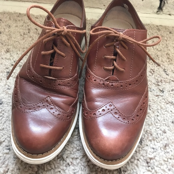 ecd2f2f32d7 Cole Haan Shoes - Cole Haan GrandEvolution Wingtip Oxford (Women s)