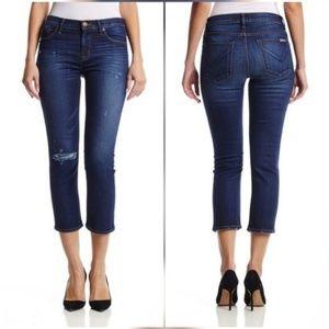 02f864b2fb2 Hudson Jeans Jeans   Hudson Fallon Crop In Offshore   Poshmark