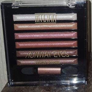 Milani Runway Eyes 6-Pan Baked Eye Shadow