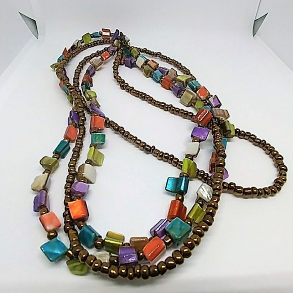 unknown Jewelry - Beaded Necklace