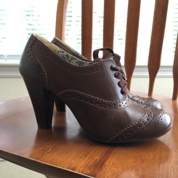 26492323e733 American Eagle By Payless Shoes - Lace Up Heels