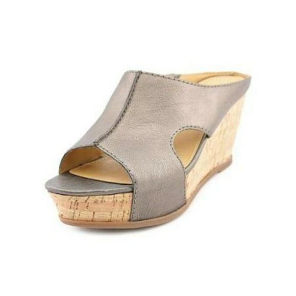 369b522d15d Franco Sarto Shoes - Franco Sarto Fiora Wedge Slides Sandals