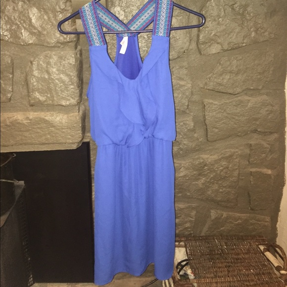Xhilaration Dresses & Skirts - Small blue xhilaration dress