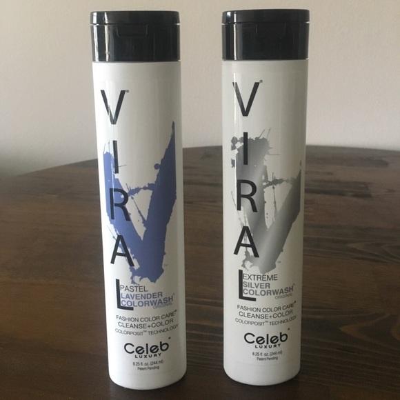 💎 Viral Colorwash Shampoo Extreme Silver