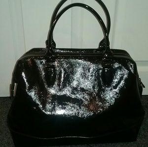 c7d8ad9b3c57 Longchamp Bags - Longchamp Legende verni black patent leather Purse