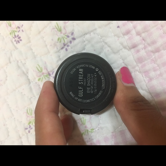 MAC Cosmetics Makeup - Mac Gulf Stream Eye Shadow