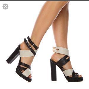 Leila Stone Alivia Heels