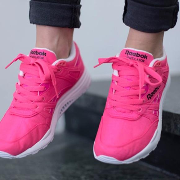 Reebok Shoes | Hot Pink Reebok