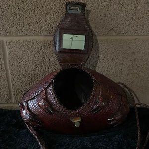 d20406d2cbe6 Bags - 70 s Armadillo Taxidermy Purse Vintage