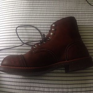 Red Wing Shoes Shoes - Redwing Boots: Iron Ranger