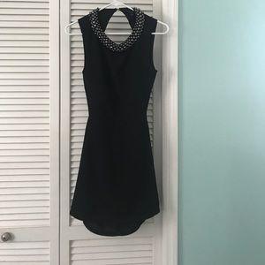 Dresses & Skirts - Backless beaded dress