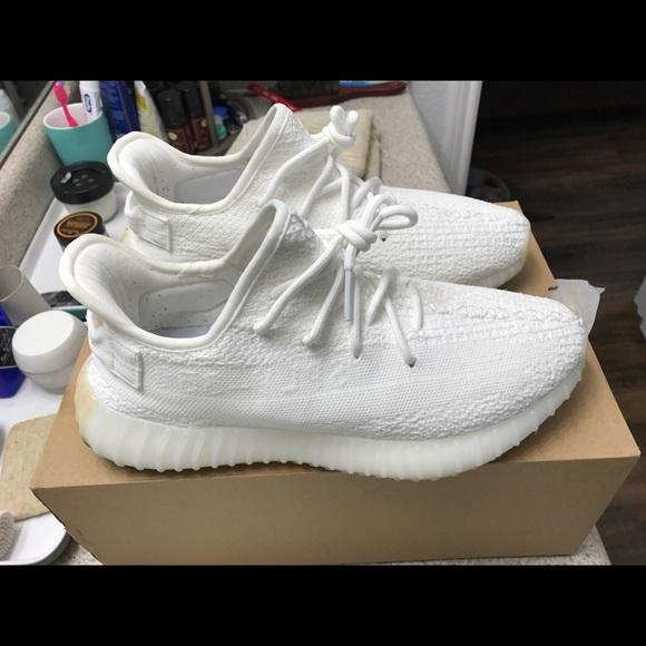online store 4b8c4 879b1 Adidas Yeezy 350 Cream White V2 8.5