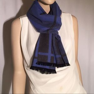 Accessories - Softest scarf ever in prettiest blues and grey