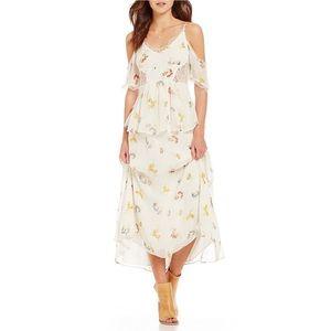 Free People Magnolia Floral Maxi Dress