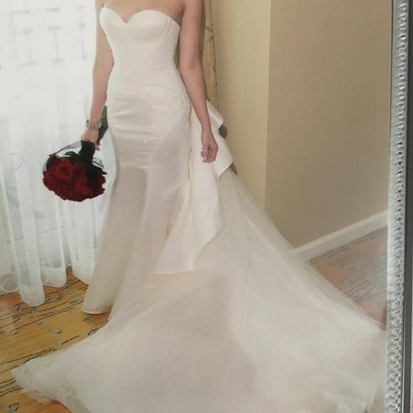 5a7a06d671641 Zac Posen Dresses | Truly Wedding Dress Size 2 | Poshmark