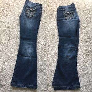 Wallflower Jeans - Wide leg jeans